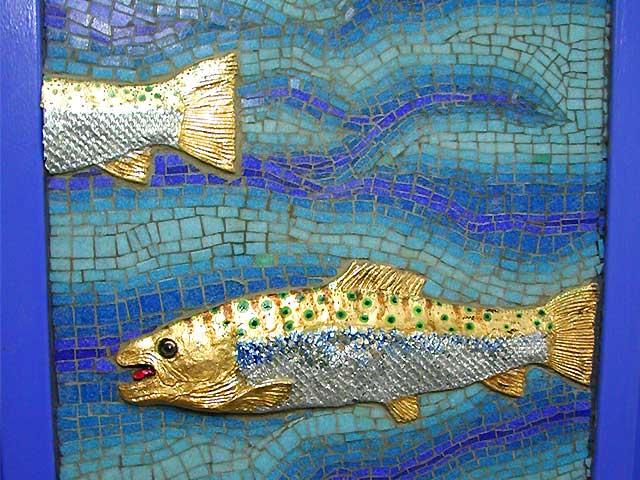 Nagy Arts Com Fish Mosaics